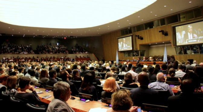 ICYMI: The Secretary-General's town-hall on management reform